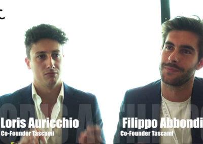 Filippo Abbondi e Loris Auricchio